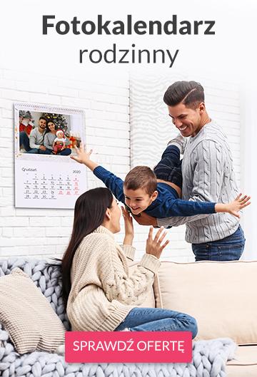 Fotokalendarze rodzinne