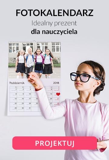 Fotokalendarz A3 Pion